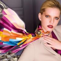 Как-завязать-платок-на-шее