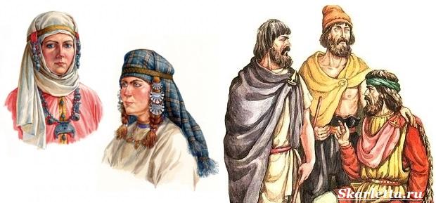 Прически-стран-древнего-мира-12