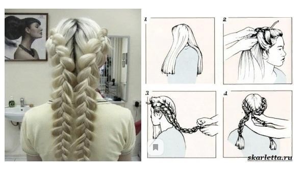 Плетение-кос-Виды-и-схемы-плетения-кос-53