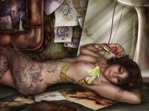 Татуировки-и-их-значения