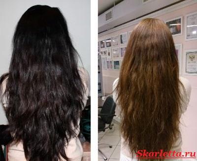 Как-делать-смывку-волос-4