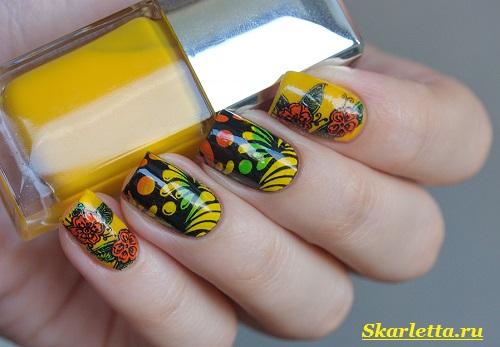 Стемпинг-красивый-маникюр-для-ногтей-79