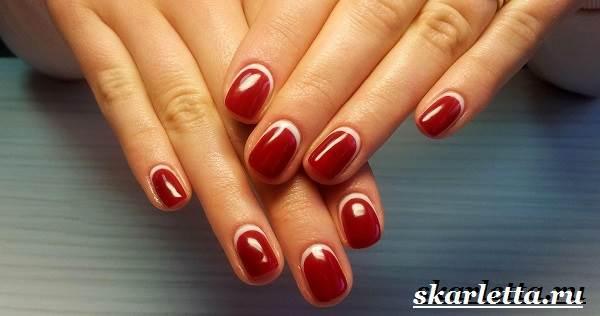 """<span style=""""color:#CC3300"""">Формы ногтей. Как сделать форму ногтей</span>"""