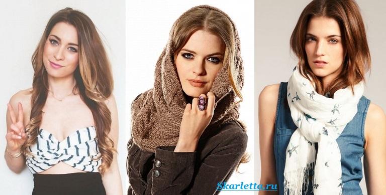 Как-завязать-шарф-на-шее-Способы-завязать-шарф-схемы-и-фото-40