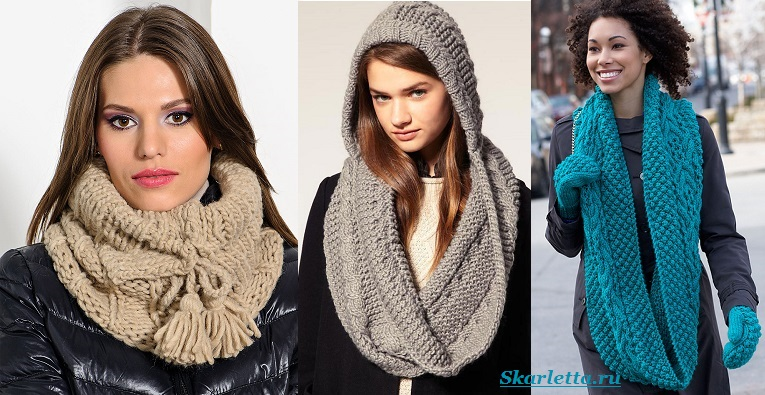 Как-завязать-шарф-на-шее-Способы-завязать-шарф-схемы-и-фото-45