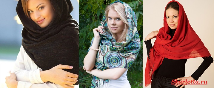 Как-завязать-шарф-на-шее-Способы-завязать-шарф-схемы-и-фото-57