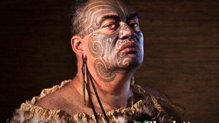 Тату маори. Значение тату маори. Эскизы и фото тату маори