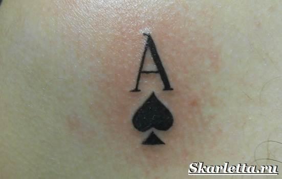 Тату-буквы-Значение-тату-буквы-Эскизы-и-фото-тату-буквы-5