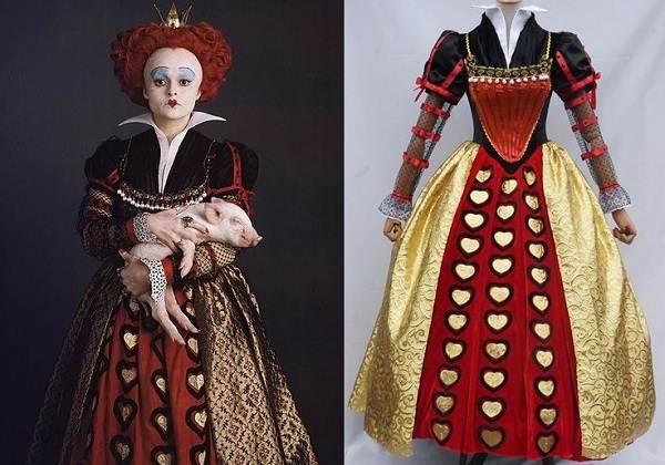 Костюм-королевы-Описание-и-особенности-костюма-королевы-3