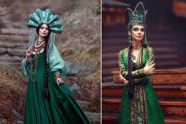 Костюм-королевы-Описание-и-особенности-костюма-королевы-9